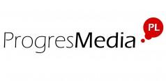 Progres Media - logo
