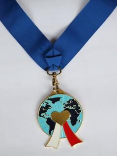 "Medal ""Serce Ziemi"""