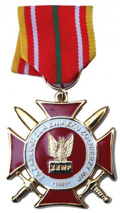 Za Zasługi dla Związku Żołnierzy WP