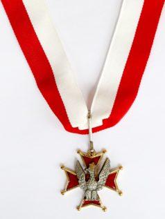 """Krzyż """"Za Zasługi dla Muzeum Niepodległości"""""""