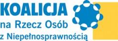 logo koalicji na rzecz osob z niepelnosprawnoscia
