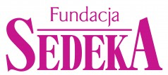 Logo Fundacji Sedeka