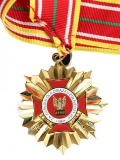 medal za zaslugi dla ziwazku zolnierzy wp