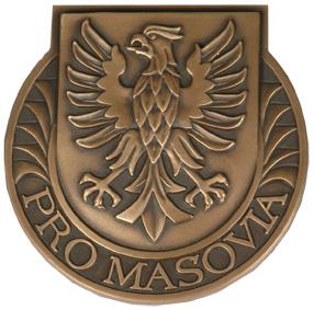 Medal Pro Masovia