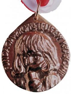 Medal serce za serce