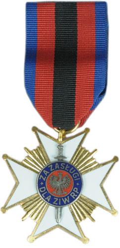 Medal za Zasługi dla Związku Inwalidów Wojennych RP
