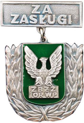 Medal za Zasługi dla Związku Byłych Żołnierzy Zawodowych i Oficerów Rezerwy Wojska Polskiego