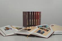 zdjęcie książek ukazujących się nakładem wydawnictwa fundacji