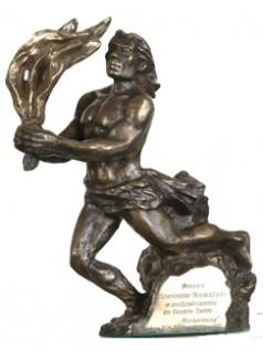 Statuetka Prometeusz