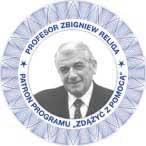 Rozetka - prof. Zbigniew Religa