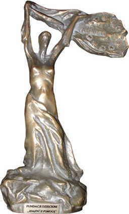 Statuetka Lutetia