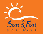 logo sun and fun