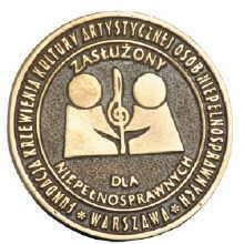 Medal Zasłużony dla Niepełnosprawnych