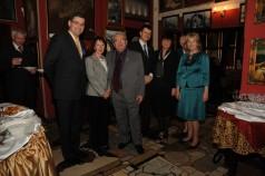 11.Spotkanie darczyncow w Restauracji Zadra