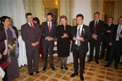Darczyńcy Fundacji w Apartamencie Marszałkowej Lubomirskiej