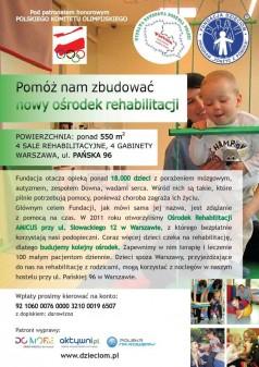 Plakat w 52 dni dookoła Polski