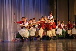 zdjęcie 7 z tysięcznego występu mazowsza