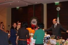 Relacja z Międzynarodowego Bazaru Charytatywnego fot.2