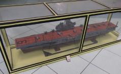 Replika okrętu