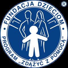 logo Fundacji Dzieciom w formacie png
