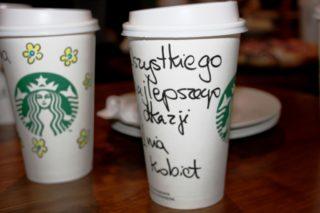 Spotkanie w Starbucks fot.1