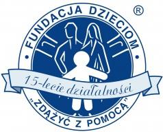 logo 15-lecia Fundacji
