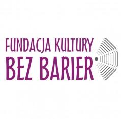 Logo Fundacji Kultura bez Barier