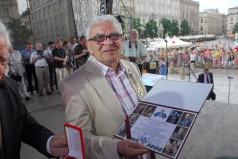 Wręczenie Krzyża Grunwaldu prezesowi Fundacji Stanisławowi Kowalskiemu fot.3