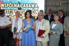 Wręczenie Krzyża Grunwaldu prezesowi Fundacji Stanisławowi Kowalskiemu fot.4