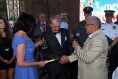 Wręczenie Krzyża Grunwaldu prezesowi Fundacji Stanisławowi Kowalskiemu fot.5
