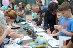 zdjęcie Warsztaty rzeźby dla dzieci