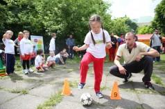 Pokaz integracyjnej Szkółki Piłkarskiej