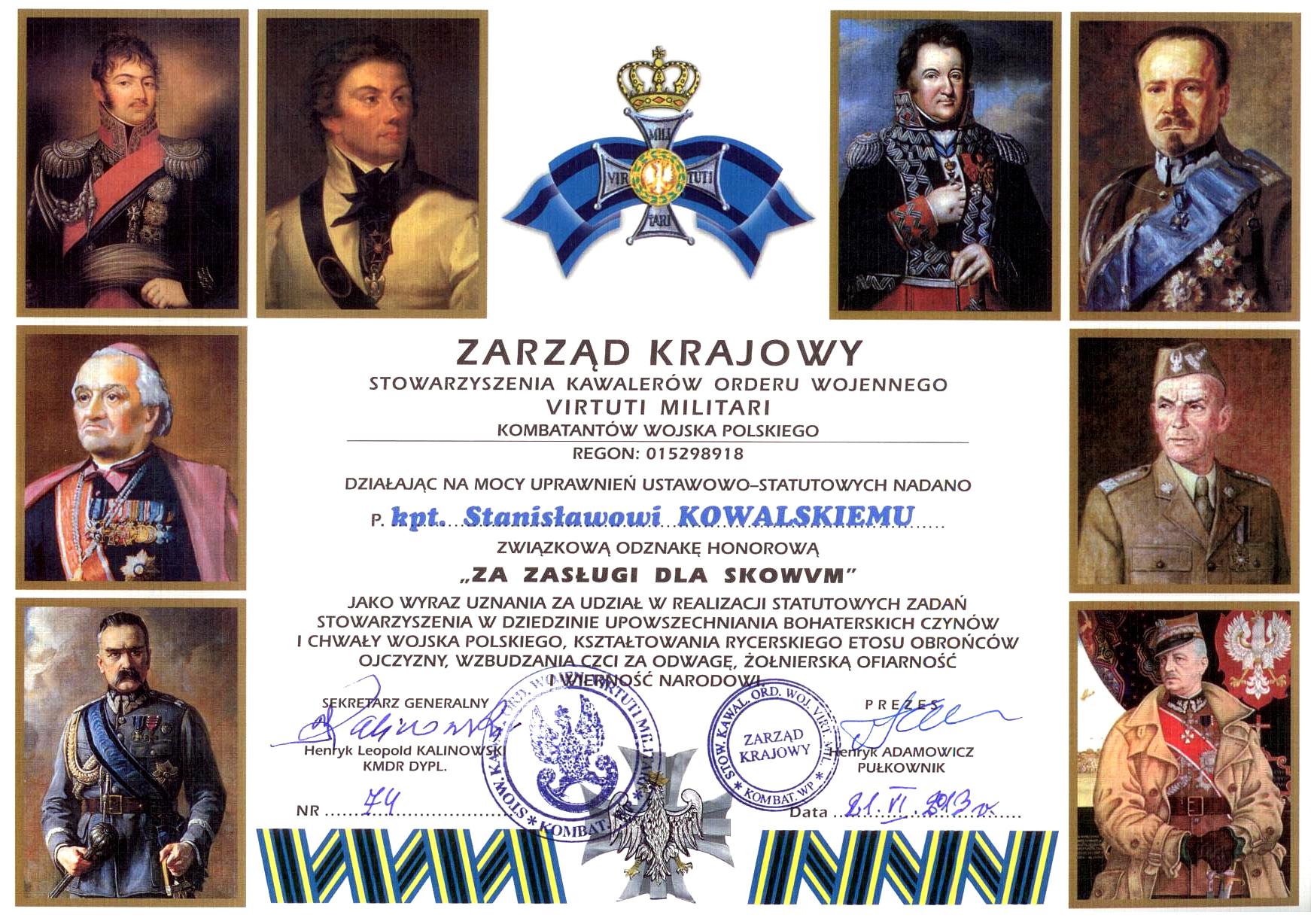 Związkowa Odznaka Honorowa