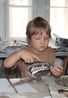 Zajęcia w Fundacji Atelier fot.2