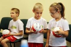Przekazanie piłek Integracyjnym Szkółkom Piłkarskim fot.5