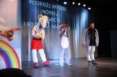 Podróże Myszki Norki, Remmika i Koziołka Matołka fot.12