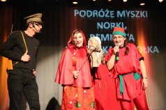 Podróże Myszki Norki, Remmika i Koziołka Matołka fot.8