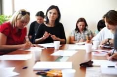 Szkolenie dla rodziców podopiecznych Fundacji fot.7