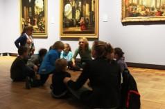 Lekcje w Muzeum Narodowym fot.1
