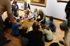 Lekcje w Muzeum Narodowym fot.4
