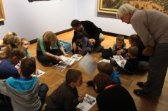 Lekcje w Muzeum Narodowym fot.5