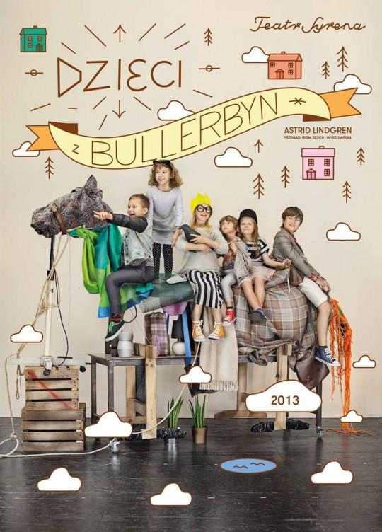 plakat warsztatów Dzieci z Bulerbyn