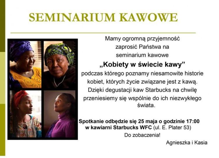 seminarium - Dzień Matki