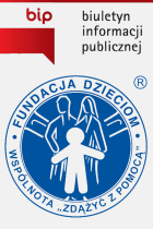 Logo Fundacji Dzieciom Zdążyć z Pomocą - kliknij by wrócić do strony głównej