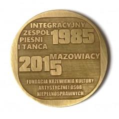 medal mazowiacy