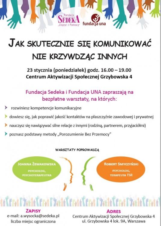 plakat _ komunikacja