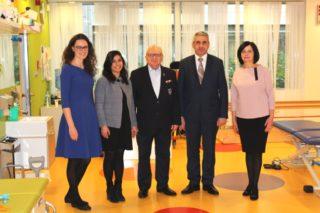 Wizyta Ambasadora Armeni fot.1